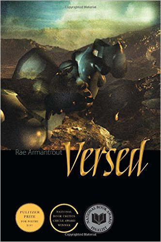 cover of Versed by Rae Armantrout