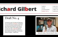 Blog Review: Richard Gilbert's Draft No. 4