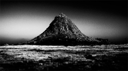 """Jeff Alu, """"Hill"""", Salton Sea, 2008"""