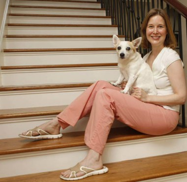 Patchett & friend from her memoir Photo/AP