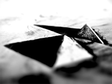 "Jeff Alu, ""Pyramids"", Laguna Beach, 2010"