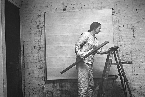 Exhibition Review: Agnes Martin