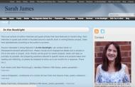 Site Review: Sarah James