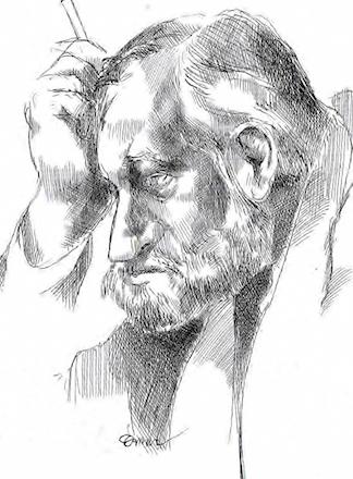 Richard Yates by David Omar White