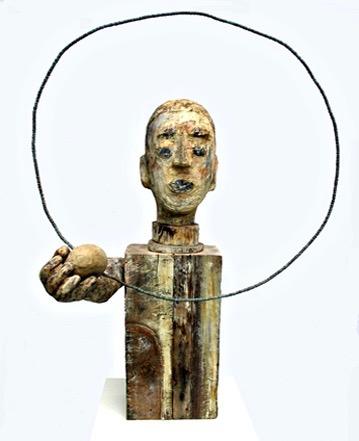 Carol Setterlund sculpture