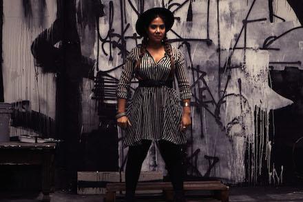 Ivette Cabrera Photo/Amir Shakir