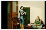 Pamela Painter: Office at Night