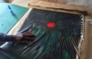 Artist Mohan Sundaresan: Woven Paintings