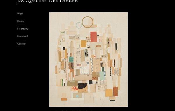 Site Review: Jacqueline Dee Parker