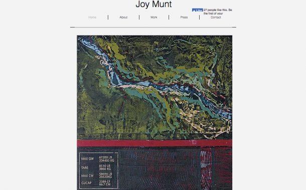 Site Review: Joy Munt