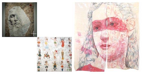 From Future is Goddess, Michela Martello's Solo Exhibition