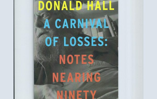 A Visit With Donald Hall