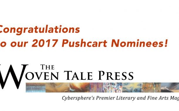 2017 Pushcart Nominees
