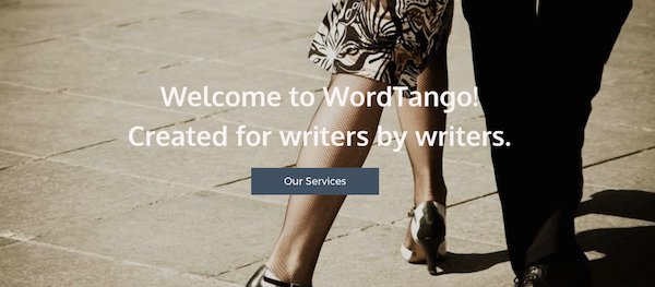 Site Review: Word Tango