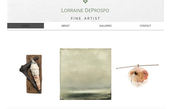 Site Review: Lorraine DeProspo