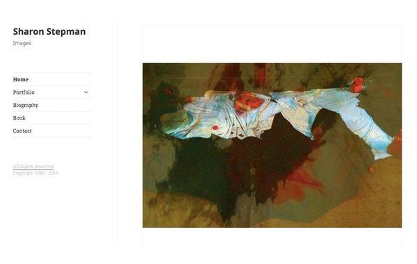 Site Review: Sharon Stepman